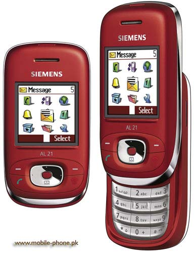 Siemens AL21 Price in Pakistan