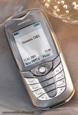 Siemens CX65 Price in Pakistan