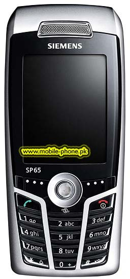 Siemens SP65 Price in Pakistan