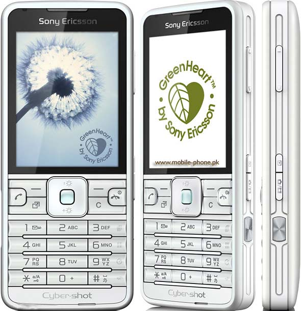 Sony Ericsson C901 GreenHeart Price in Pakistan