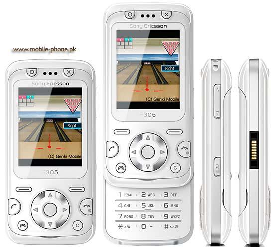 Sony Ericsson F305 Price in Pakistan
