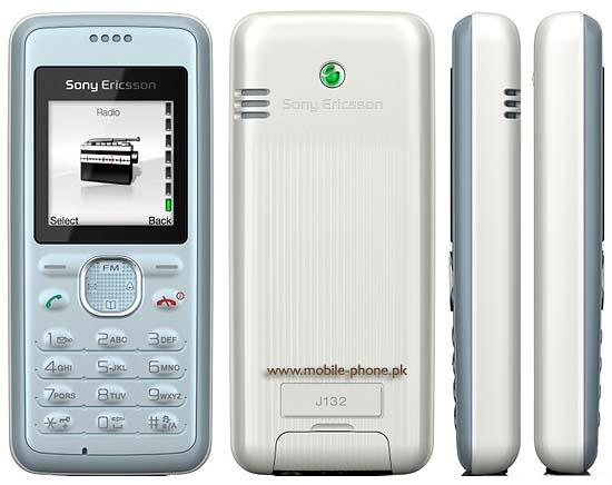 Sony Ericsson J132 Price in Pakistan