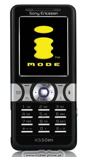 Sony Ericsson K550im Price in Pakistan