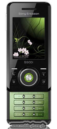 Sony Ericsson S500 Price in Pakistan
