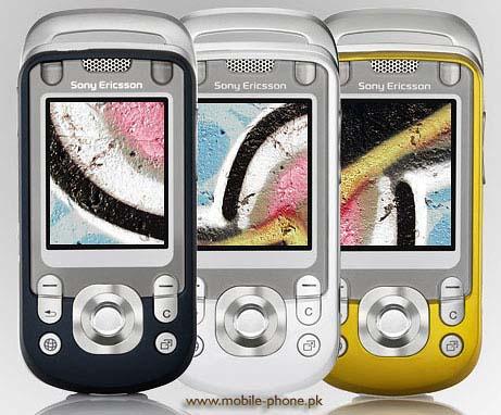 Sony Ericsson S600 1 Sony Ericsson S600 Cep Telefonu