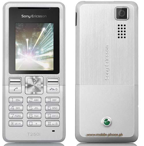 Sony Ericsson T250 Price in Pakistan