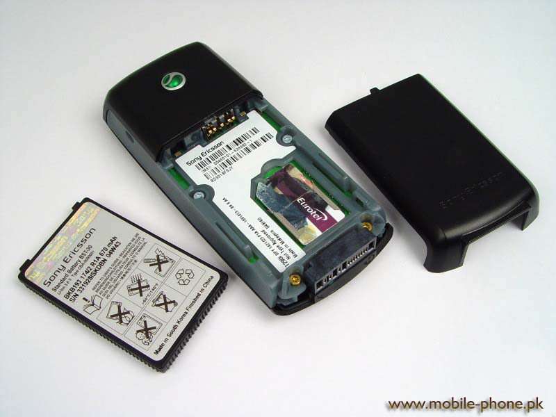 Sony Ericsson T290 Price in Pakistan
