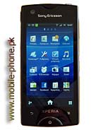 Sony Ericsson Urushi Price in Pakistan