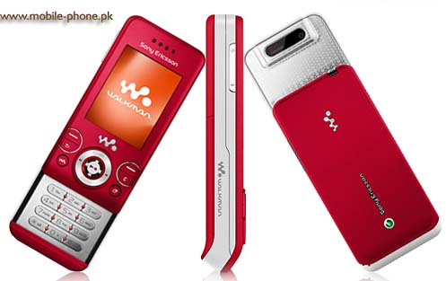Sony Ericsson W580 Price in Pakistan
