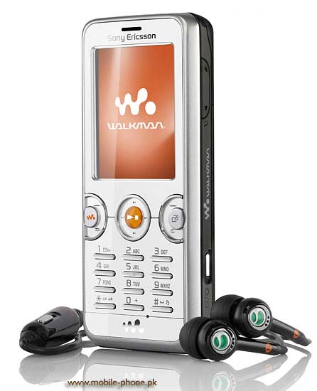 Sony Ericsson W610 Price in Pakistan
