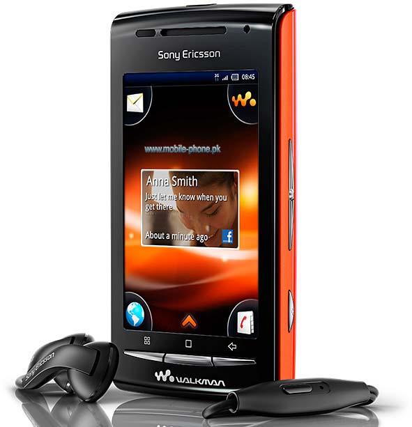 Sony Ericsson W... Xperia X10 Specs