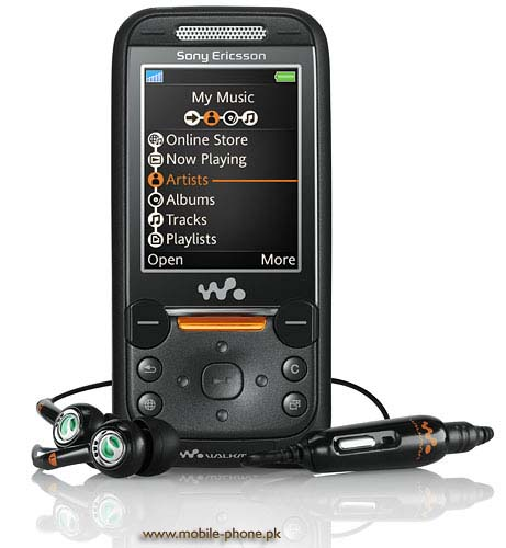 Sony Ericsson W830 Price in Pakistan