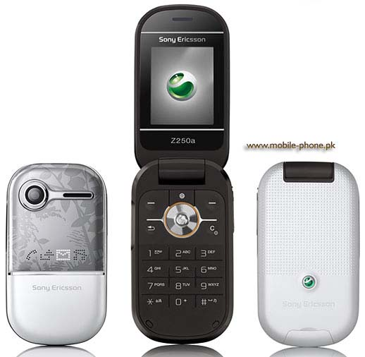 Sony Ericsson Z250 Price in Pakistan