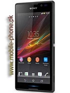 Sony Xperia C Price in Pakistan