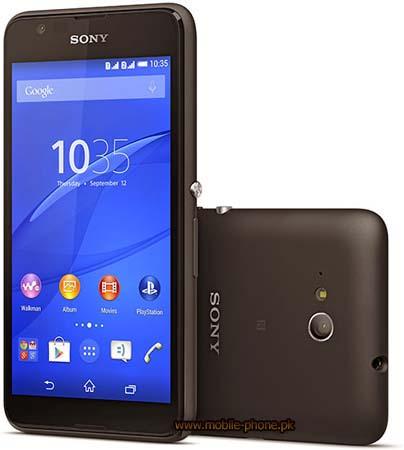 Sony Xperia E4g Dual