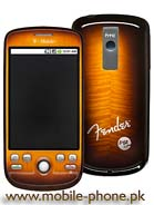MyTouch 3G Fender Edition Price in Pakistan
