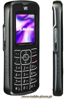 VK Mobile VK2000 Price in Pakistan