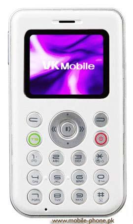 VK Mobile VK2010 Price in Pakistan
