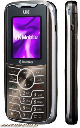 VK Mobile VK2020 Pictures