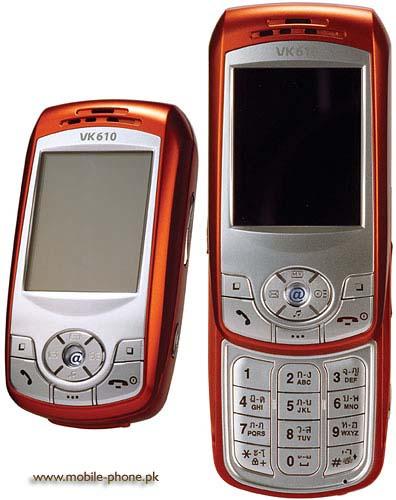 VK Mobile VK610 Price in Pakistan