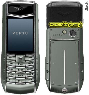 Vertu Ascent Ti Pictures