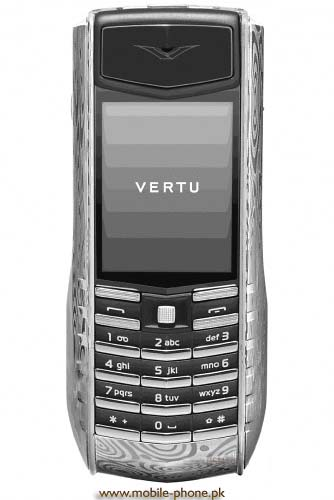 Vertu Ascent Ti Damascus Steel Price in Pakistan