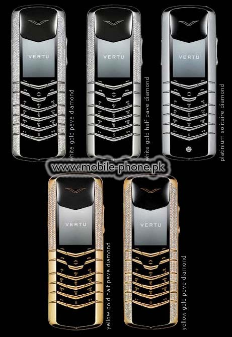 Vertu Diamond Price in Pakistan