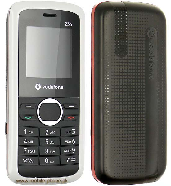 Vodafone 235 Price in Pakistan