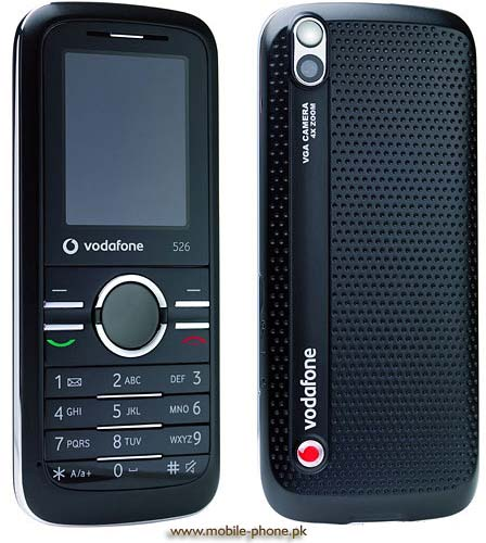 Vodafone 526 Mobile Pictures