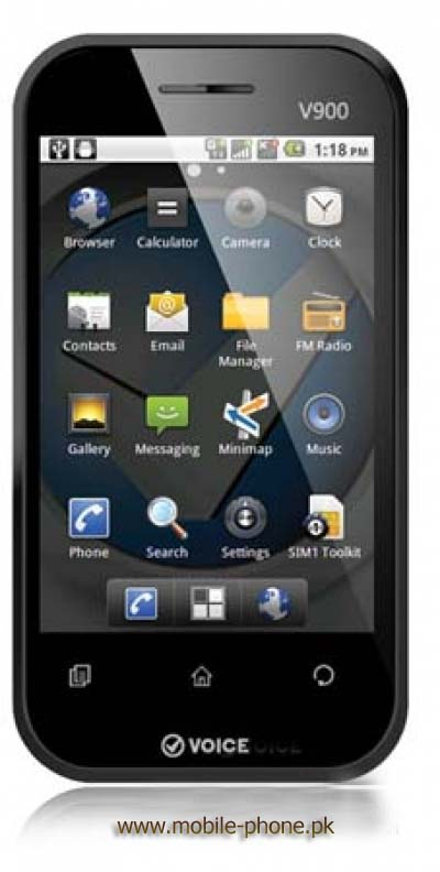 Voice V900 DUAL SIM ANDROID