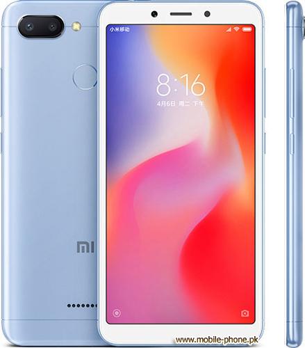Xiaomi Redmi 6 4GB