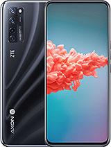 ZTE Axon 20 5G Pictures