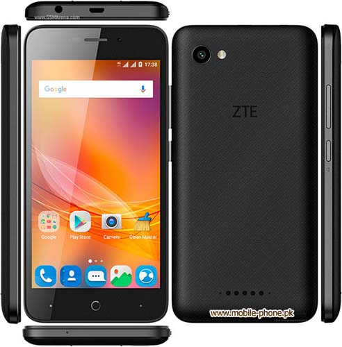 Special Sale: zte blade a601 black have been