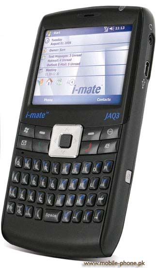 i-mate JAQ3 Price in Pakistan