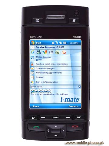 i-mate Ultimate 9502 Price in Pakistan