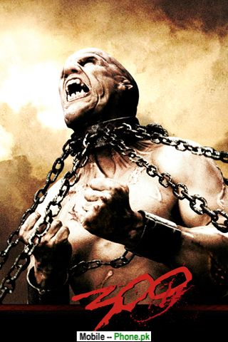 300 Movie Poster Wallpapers Mobile Pics