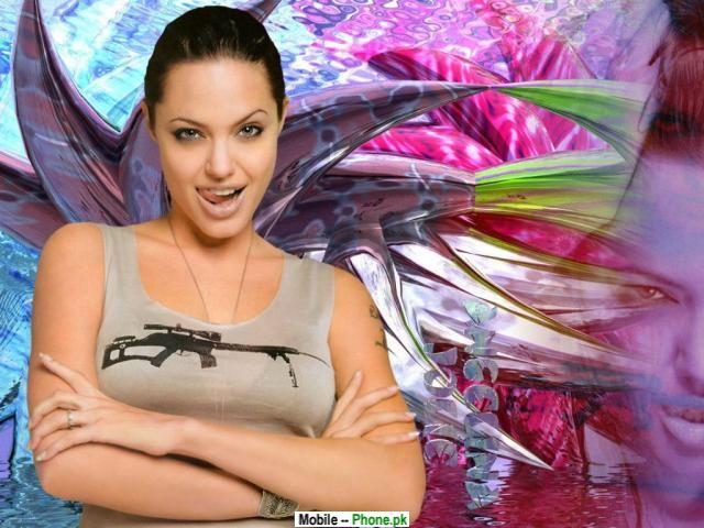 ak 47 wallpaper. Angelina Jolie AK-47 Shirt