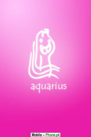 Aquarius Wallpaper For Mobile