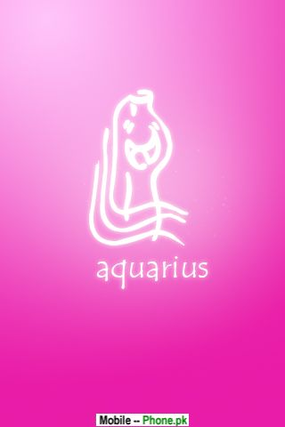 Aquarius Arts Mobile Wallpaper