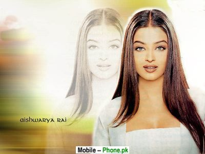 Beautiful Aishwarya Rai hot Wallpaper for Mobile