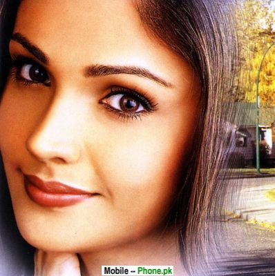 Beautiful Wallpapers on Beautiful Girl From Tum Bin Bollywood Mobile Wallpaper Jpg