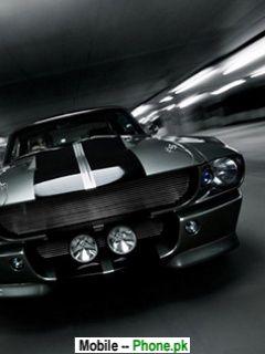 Black Car Black Rims Wallpapers Mobile Pics