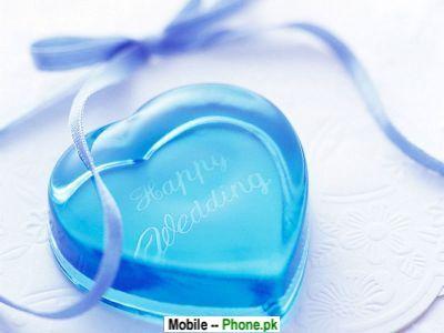 wallpaper blue heart. Blue Heart Wallpaper for