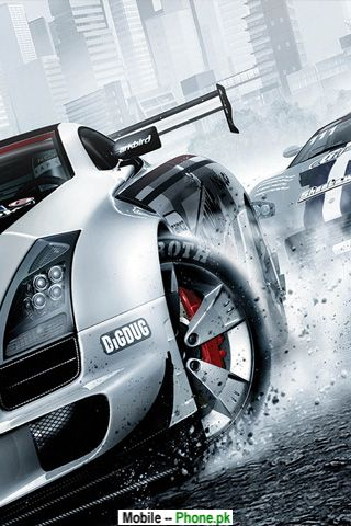 Auto Racing Games Free Downloads on Car Racing Games Video Games Mobile Wallpaper Jpg