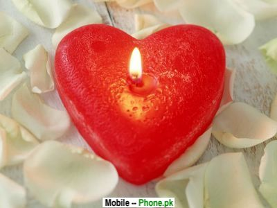 Wallpapers  Phones on Desing War Heart Candle Others Mobile Wallpaper Jpg
