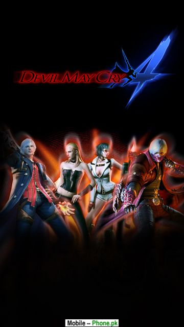 Devil may cry 4 devil trigger Wallpapers Mobile Pics