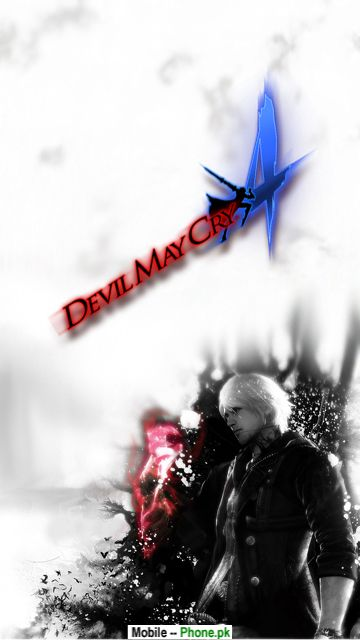 Devil may cry Game Wallpapers Mobile Pics