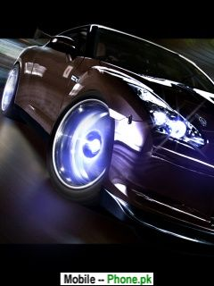 Attractive Car Mobile Wallpapers 240x320 Mobile Cellphone