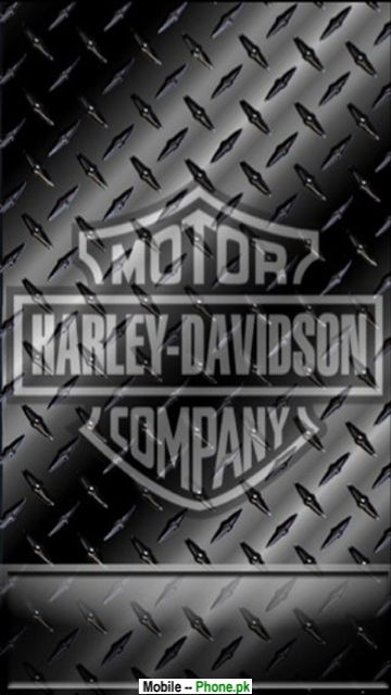 harley davidson logo wallpapers mobile pics