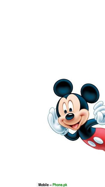 Mickey Mouse Picture Wallpapers Mobile Pics
